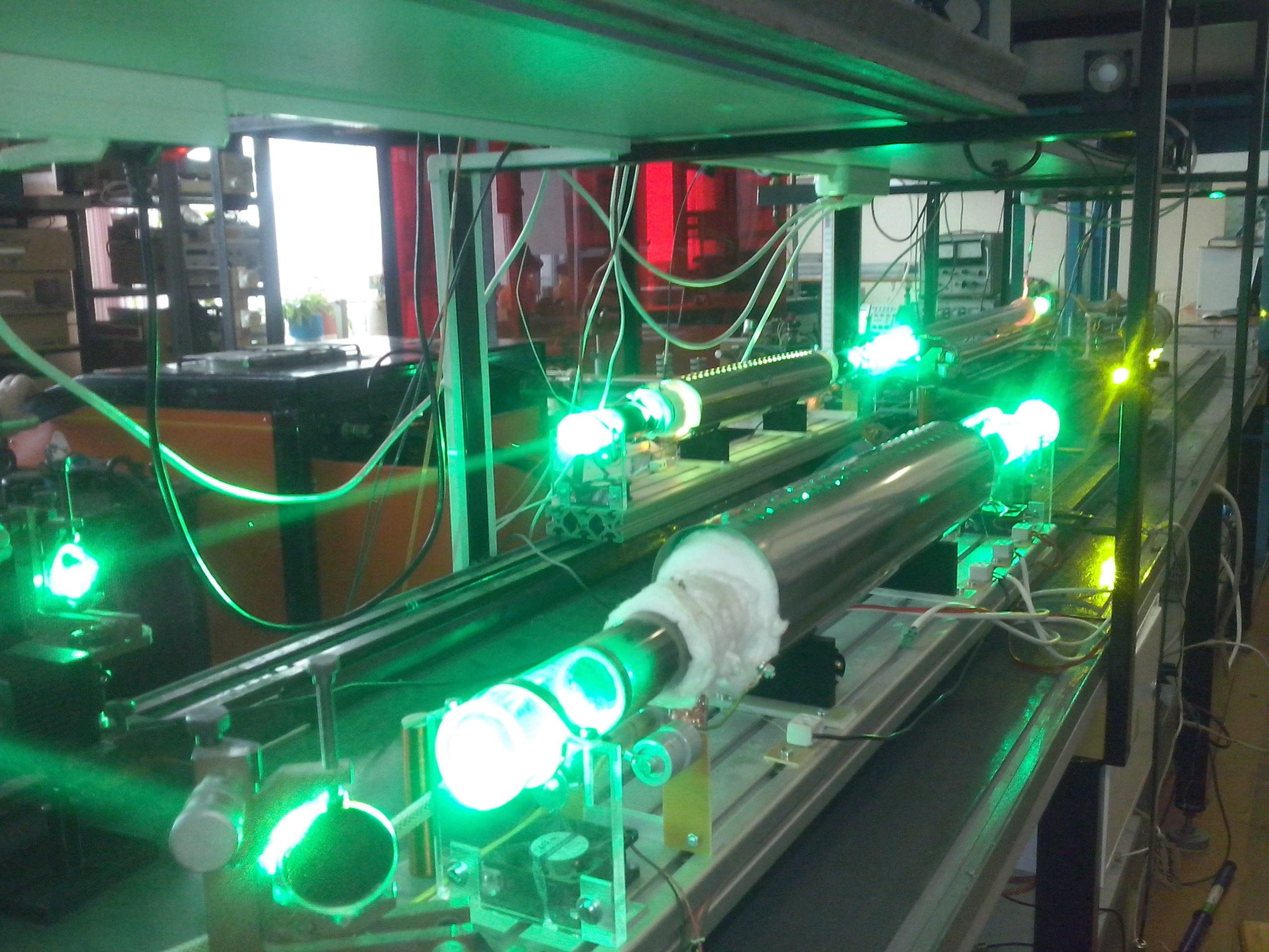 Томскими учеными изобретен медицинский лазер для резки тканей и костей