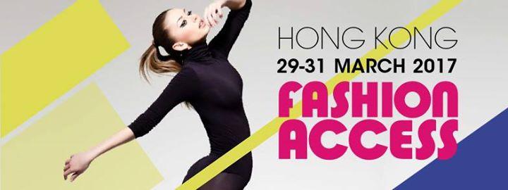 fashion access hong kong 2017