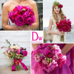 свадьбаа цвета фуксия