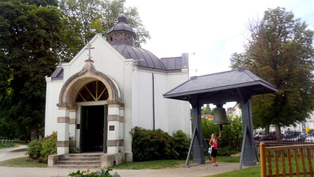 Русская церковь Контрексвиль (Contrexeville)