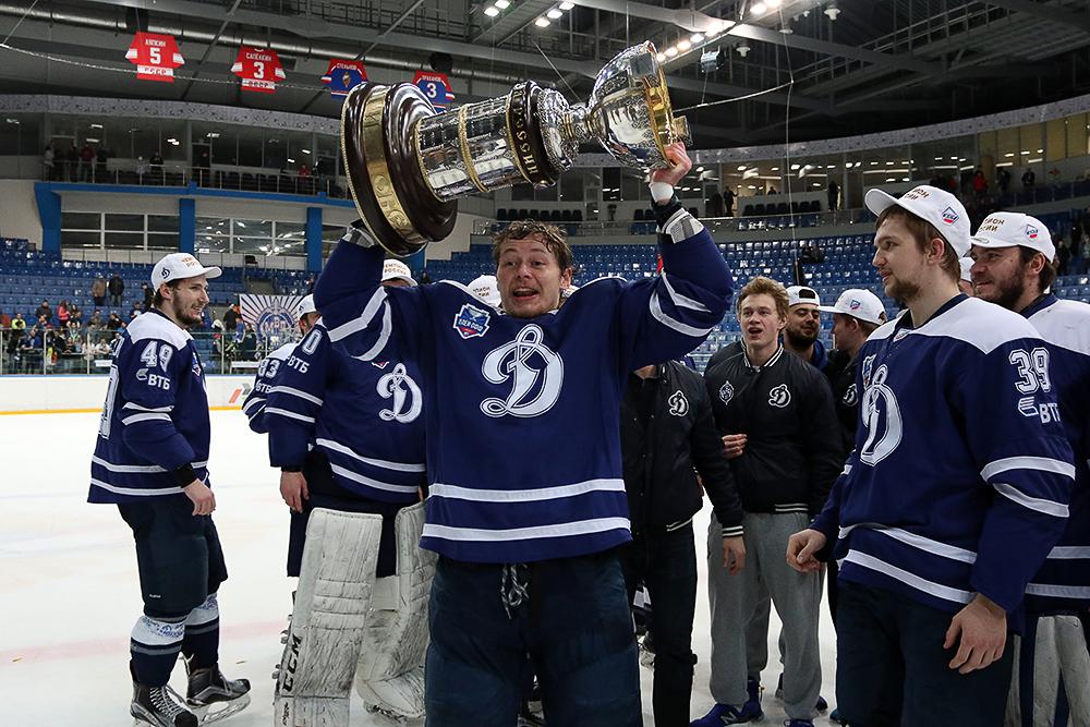 Динамо-чемпион