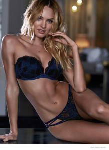 Кэндис Свэйнпоул - Victoria's Secret.