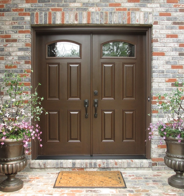уличные входные металлические двери на заказ