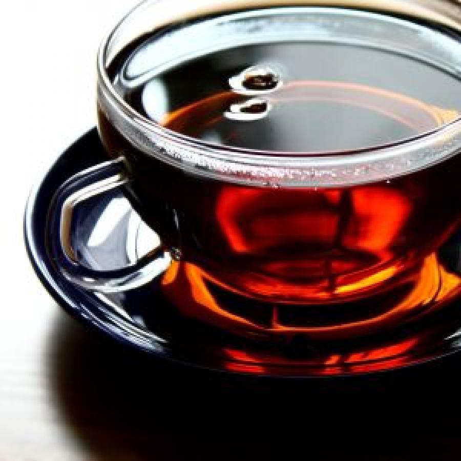 польза черного чая