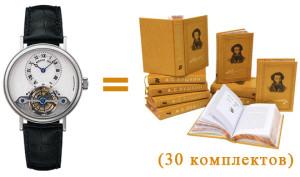 дорогие часы