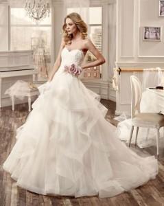 Тенденции свадебной моды 2015