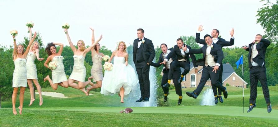 День бракосочетания