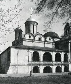Спасо-Преображенский собор Спасского монастыря. 1506–1516