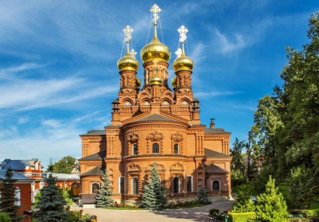 Храм Черниговский скит