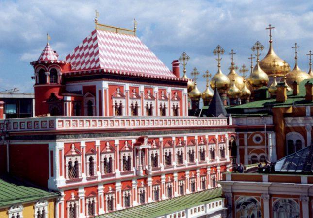 Царский теремной дворец