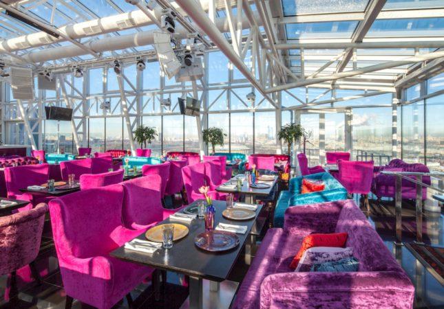 ресторан Extra Lounge