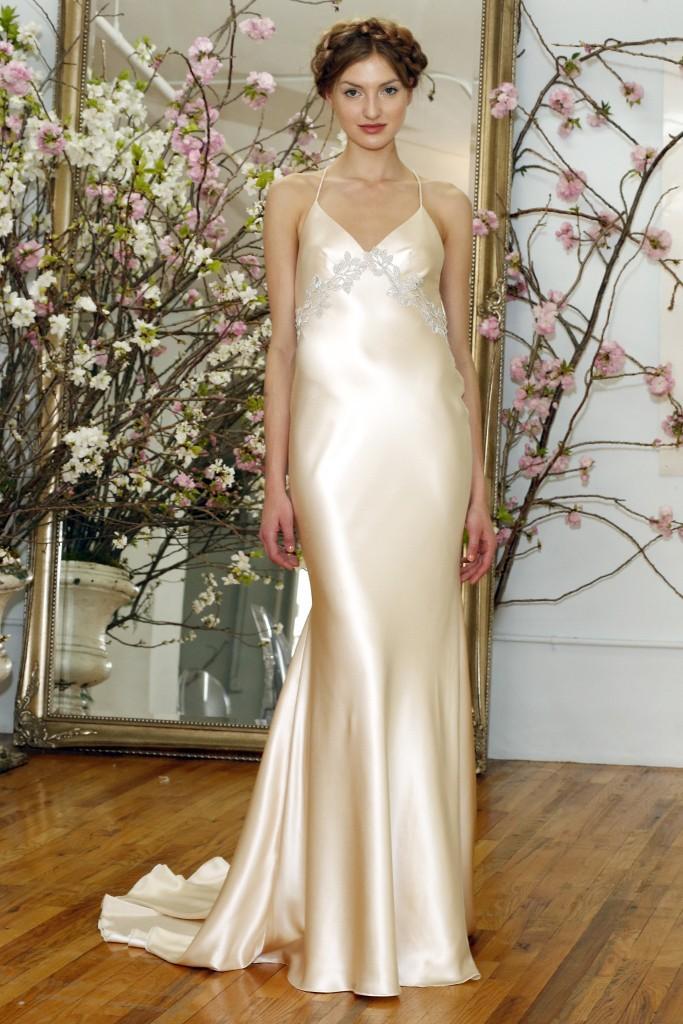 новые коллекции свадебных нарядов