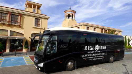 Поездка от Мадрида до Las Rozas Village