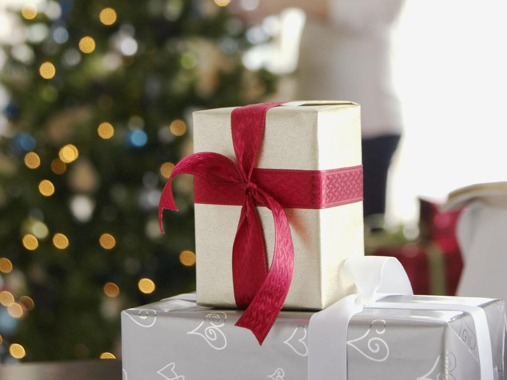 Подарки к новому году купить косметика