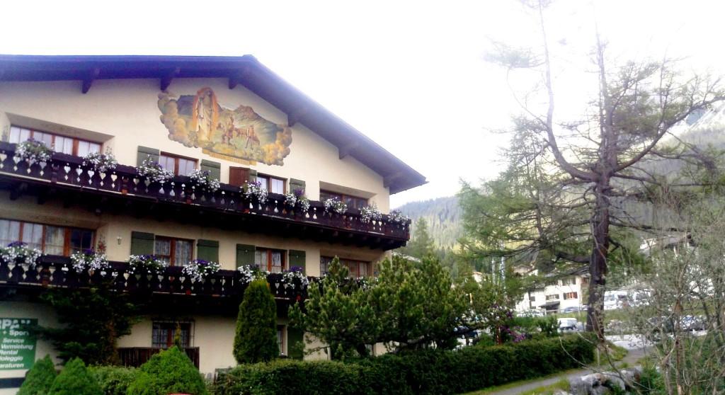 Ленцерхайде, Швейцария,