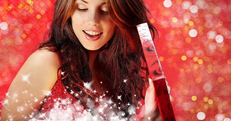 Что подарить любимой на Новый год?