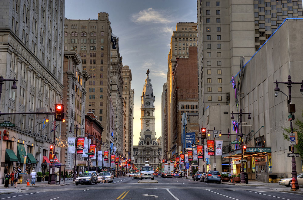 Philadelphia, Spring