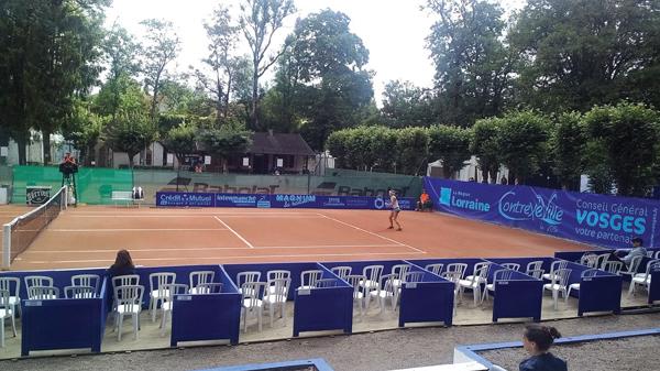Contrexville tennis Open