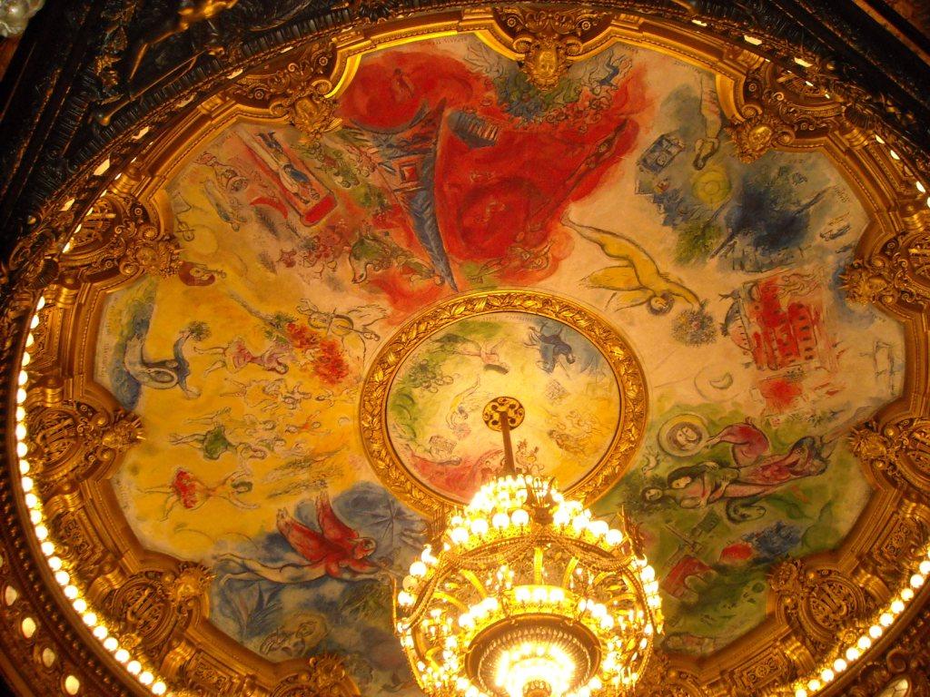 Опера в Париже