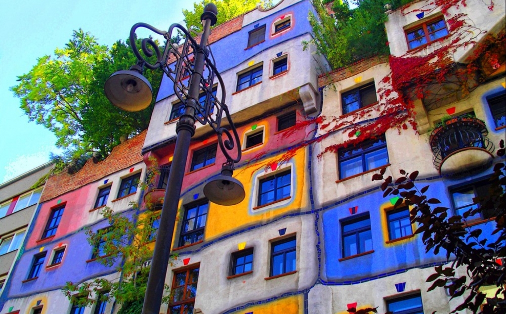 hundertwasser-haus-colors