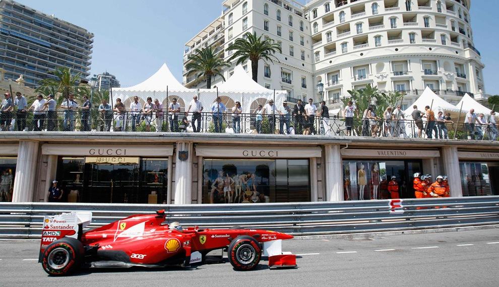 Гран-При Монако 2017