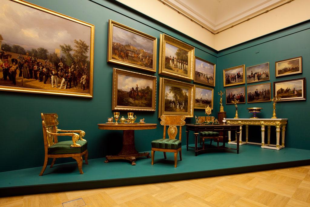 Выставка дворцы