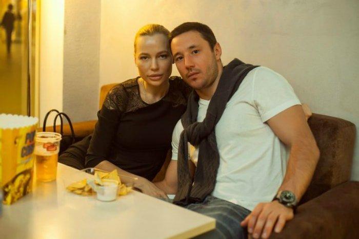 Илья Ковальчук и Николь Андразайтис