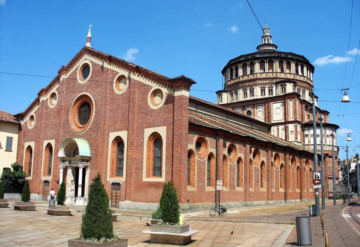 Церковь Санта-Мария-делле-Грацие
