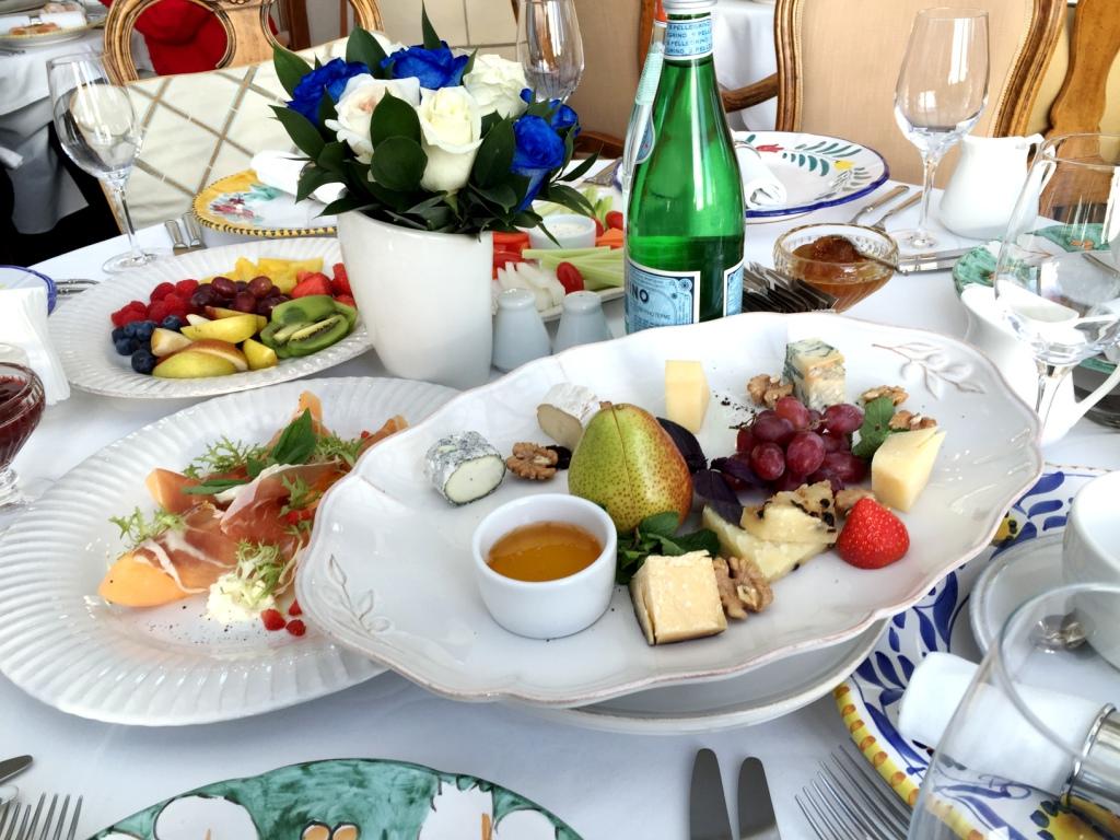 ресторан BUONO, Radisson Royal Hotel, (г-ца Украина)