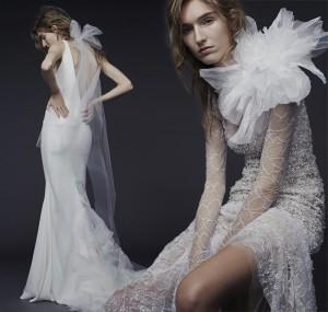 свадебное платье Vera-Wang