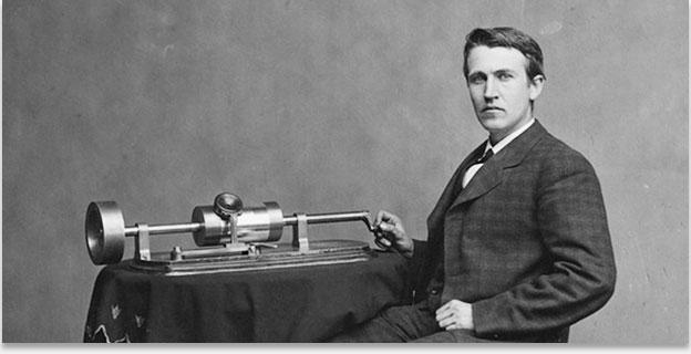 История успеха Томаса Эдисона