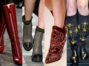 модная обувь 2015-2016 года