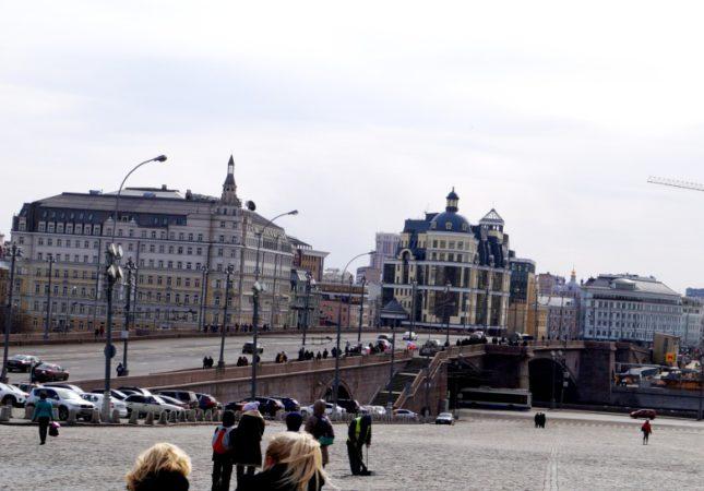 Москворецкий (немцов) мост
