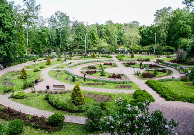 Парк сокольники,ул. Сокольнический Вал, 1