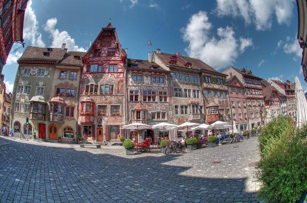 Штайн-на-Рейне Швейцария