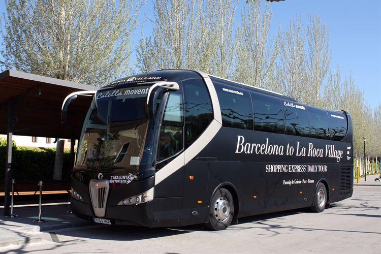Испанская аутлет-деревня – La Roca Village