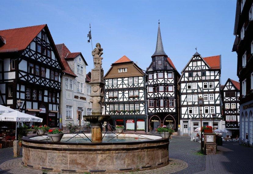 Flitzlar, Германия
