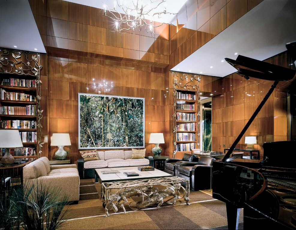 Апартамент Тай Уорнер (Ty Warner) в Four Seasons Hotel в Нью-Йорке