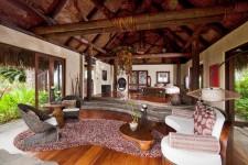 Частная вилла Laucala Island Resort на Фиджи