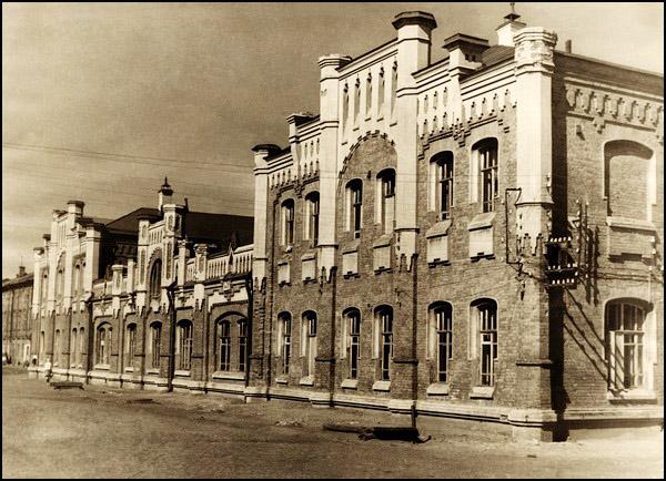 Паточный завод Понизовкина