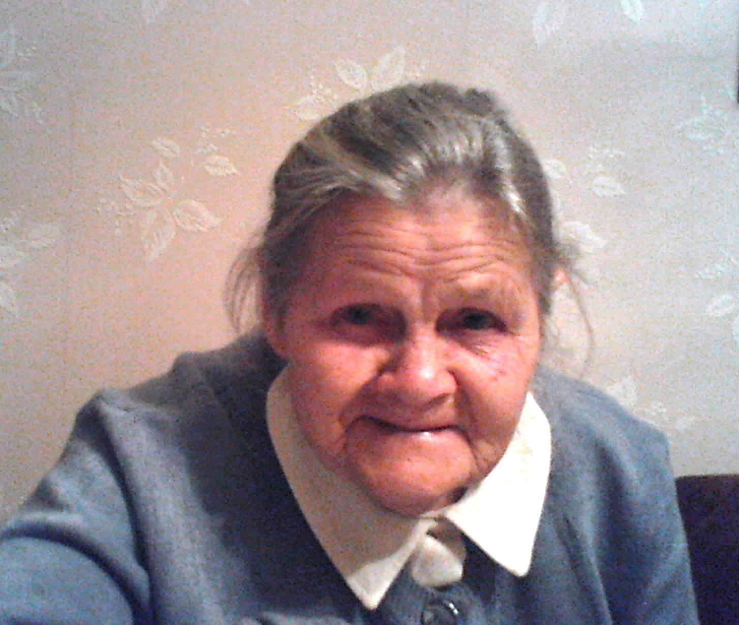Анастасия Фёдоровна Пичугина