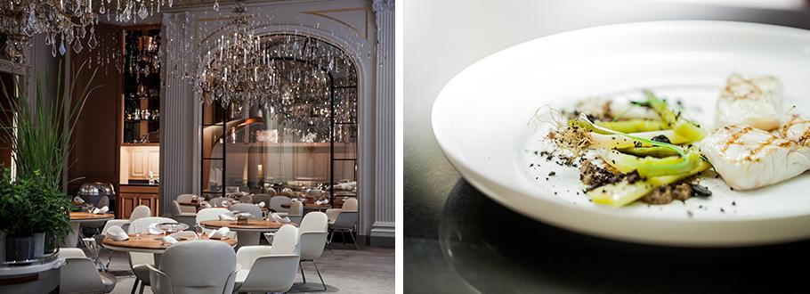 На заметку гурманам - список ресторанов «высокой кухни» в Париже