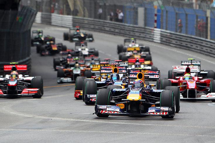 Формулы-1 — Гран-При Монако