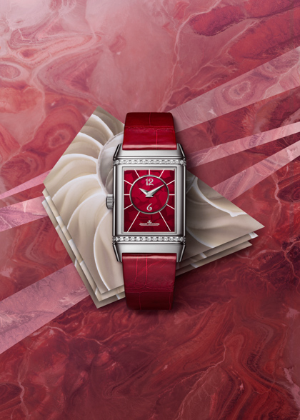 Теперь, когда знаковым часам исполняется 85 лет, Jaeger-LeCoultre перевели концепт на новый уровень