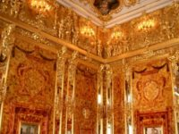 Янтарная комната: история факты и тайны