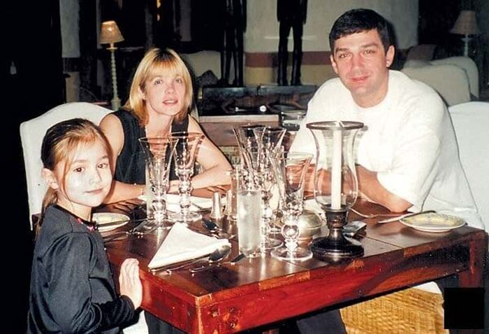 Анастасия Шубская в детстве