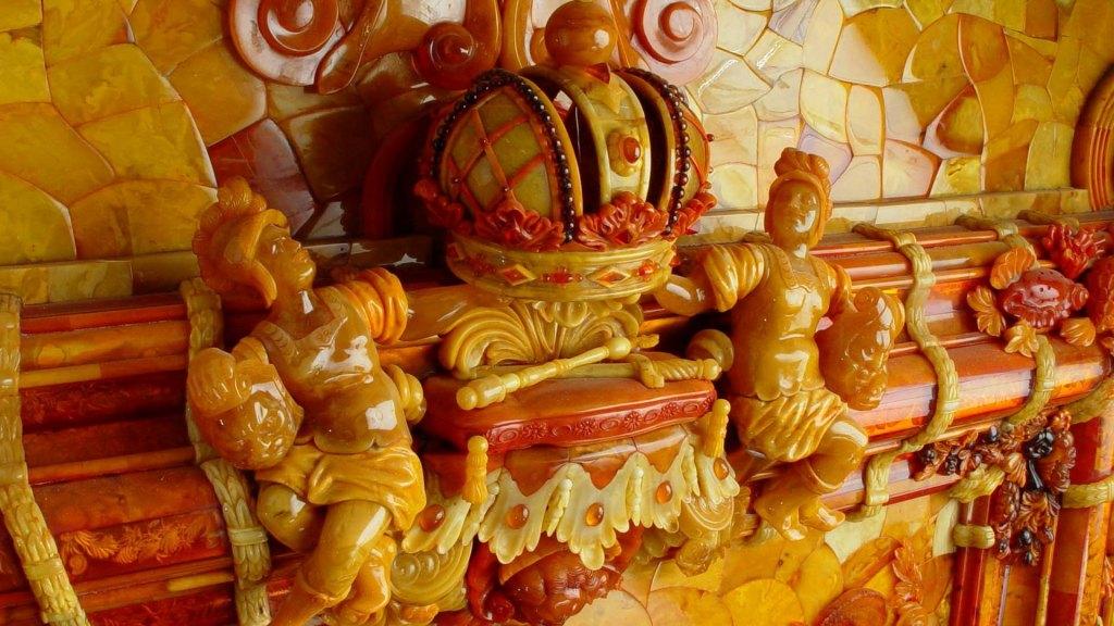Янтарная комната: история, факты и тайны
