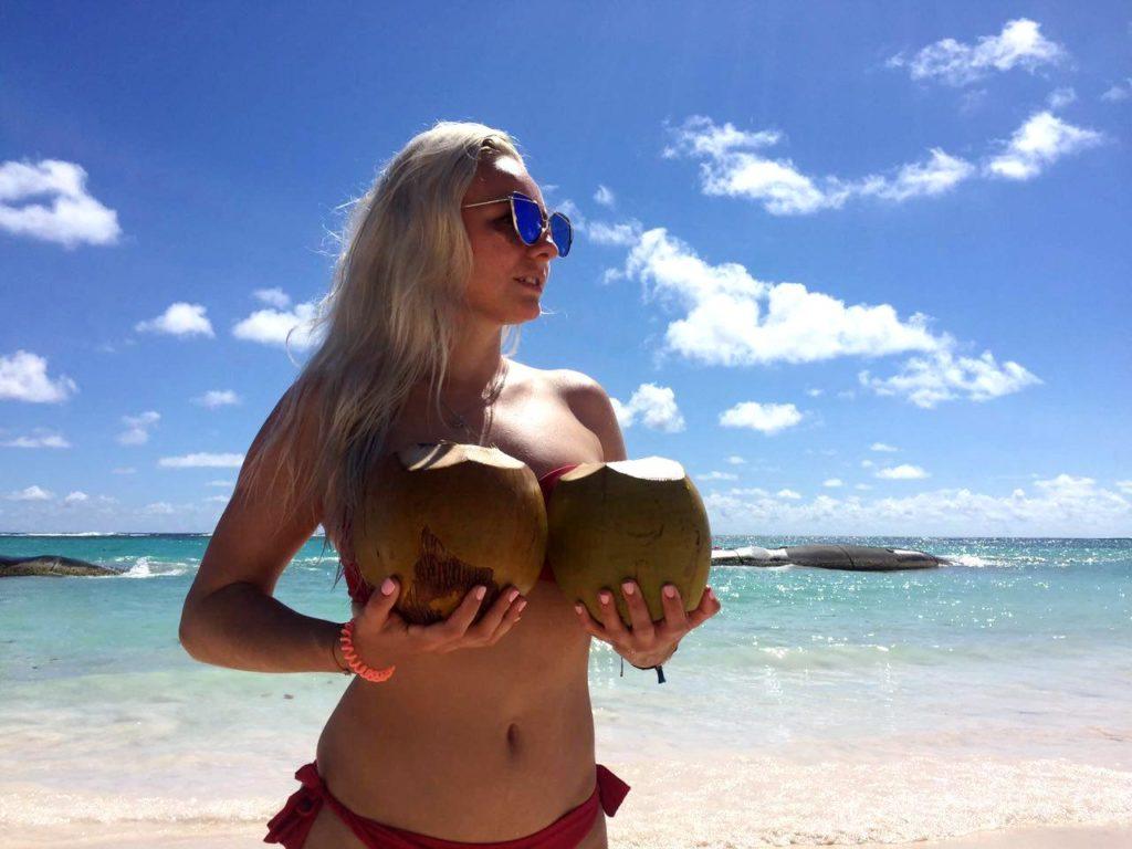 светлана патахонова pattakhin одых на Доминикане