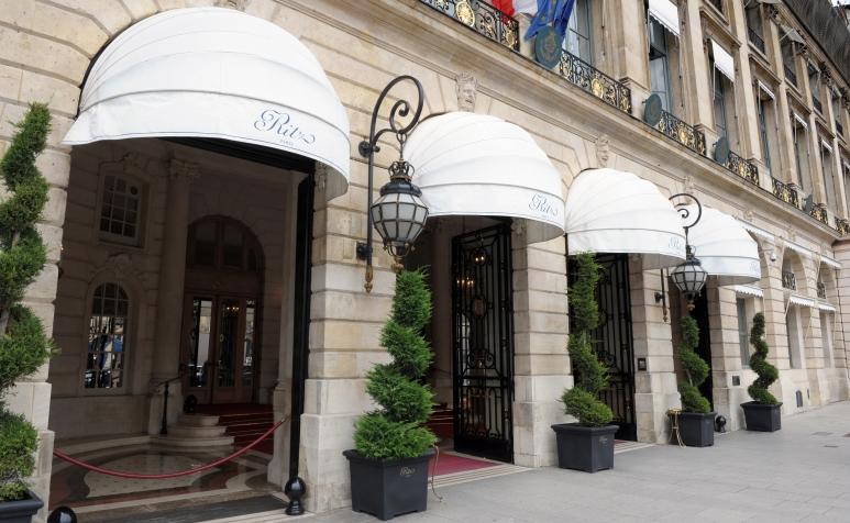 Старинная гостиница Ritz  … <a href=