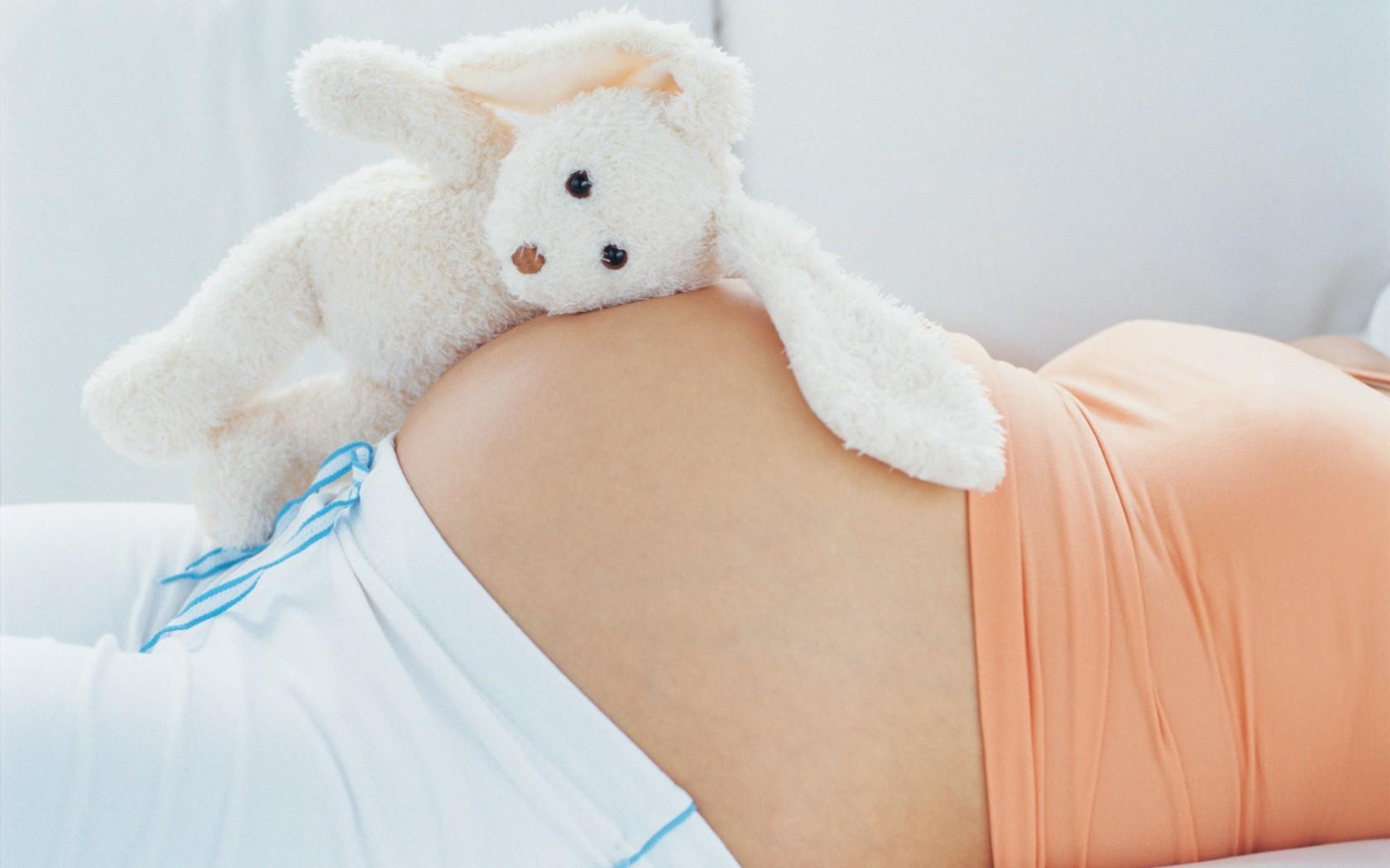 Первые признаки начала родов